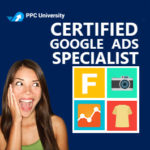 Google Certified Digital Marketer course program (bundle of 5)